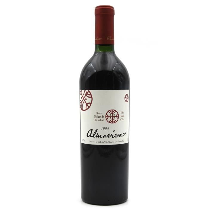 Almaviva 1999 - Vin Rouge - Baron Philippe de Rothschild - Chili
