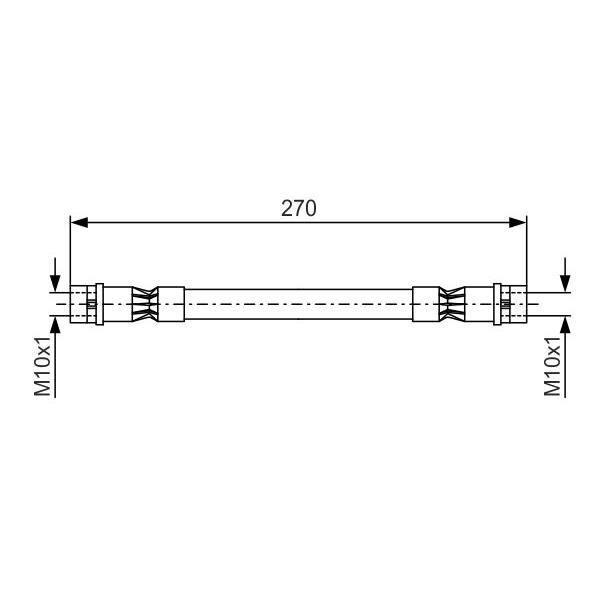 condenseur PT-CRUISER, 03->> Pour Chrysler PT Cruiser 05->> , Infos complémentaires: (ref:8260501-x3275)