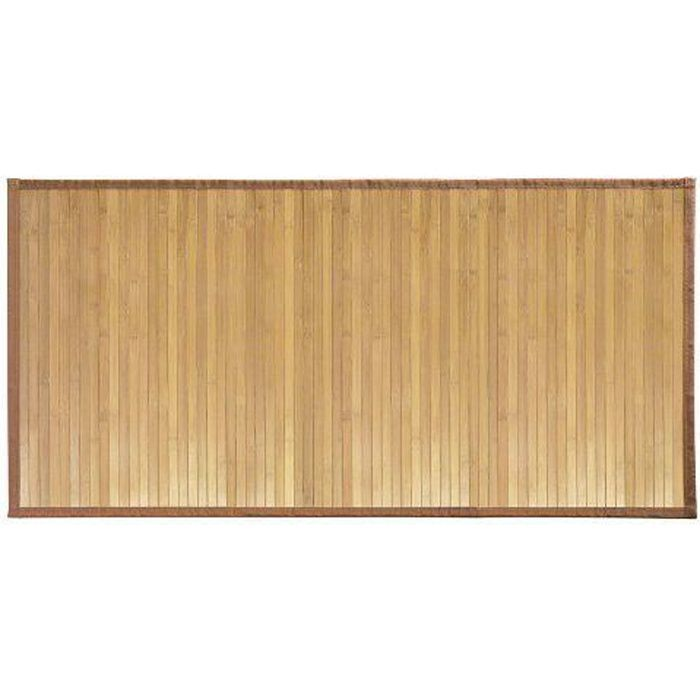 InterDesign 81232EU Formbu Grand Tapis de Bain Bambou Brun 122 x 61 cm