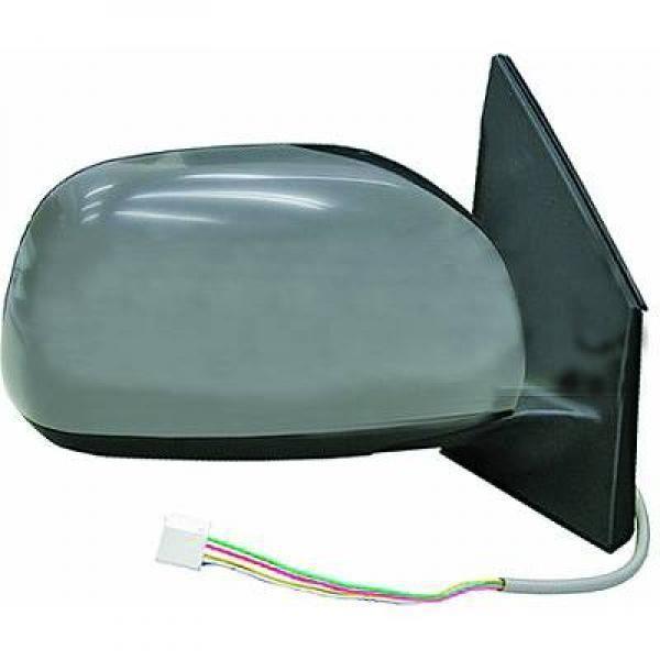 Rétroviseur extérieur droit convexe TOYOTA RAV 4 (A3) de 06 à 09 - OEM : 8791042890