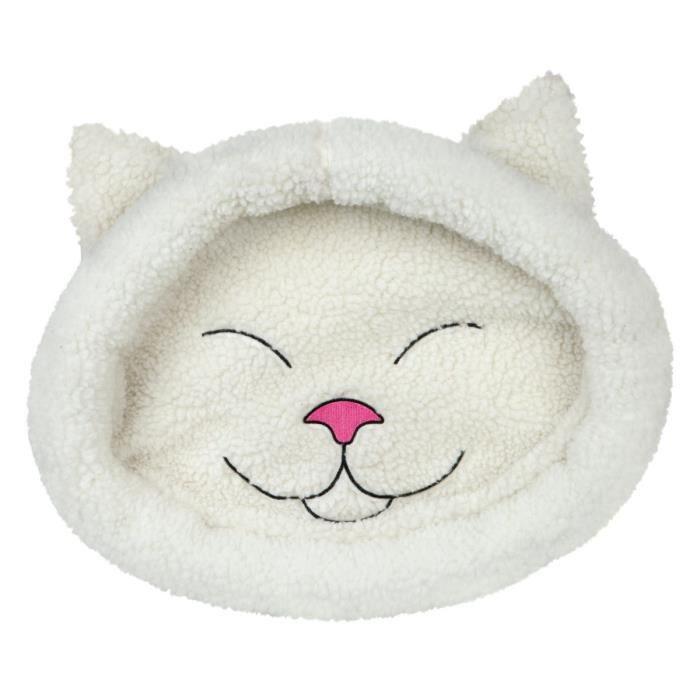 TRIXIE Lit douillet Mijou 48 × 37 cm crème pour chat
