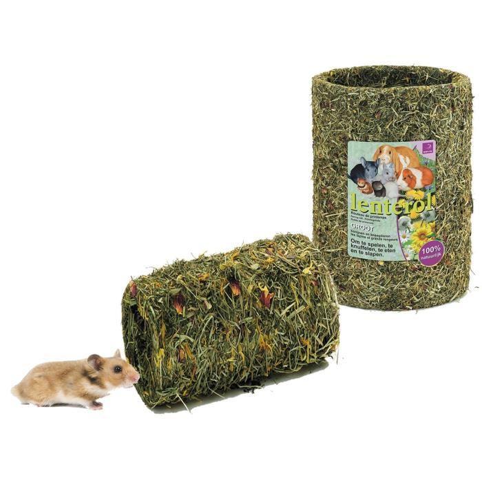 ESVE Snack rouleau de printemps pour lapin et rongeurs L 30cm