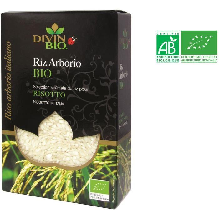 Riz arborio bio - 500 g