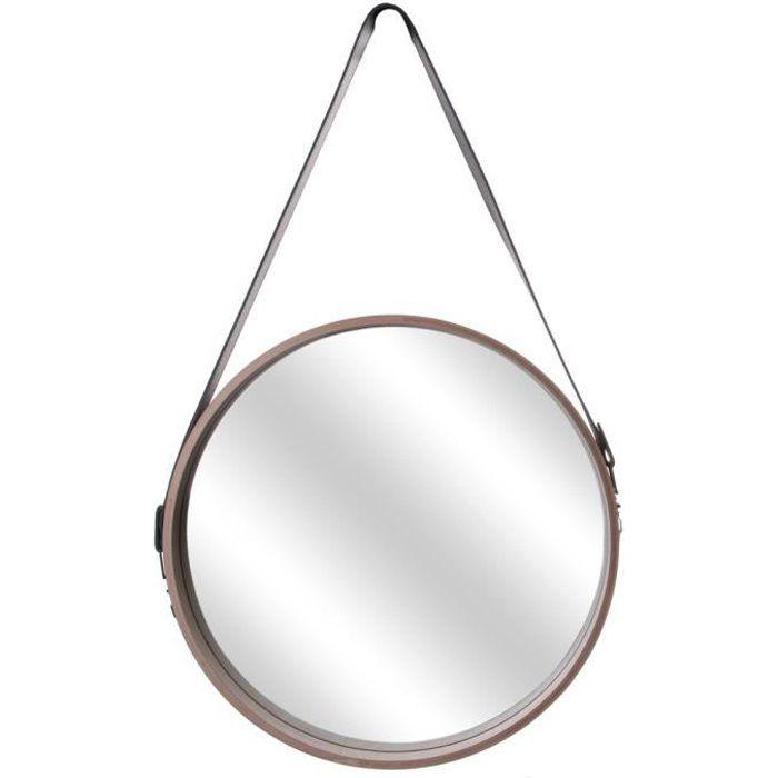 Set 8 miroirs coeurs 20, 30, 40, 50 mm