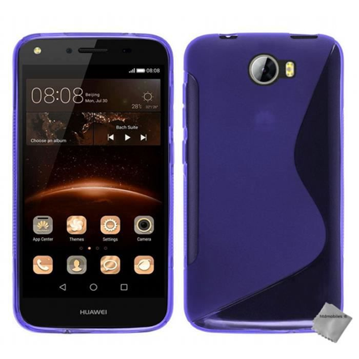 huawei y5 ii coque silicone