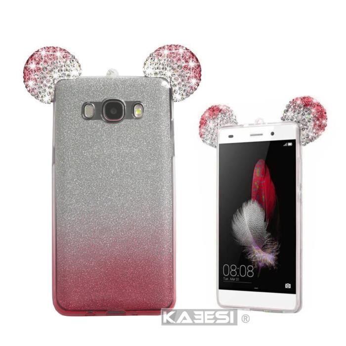 KAEESI® Samsung Galaxy S7 edge-coque silicone-tran