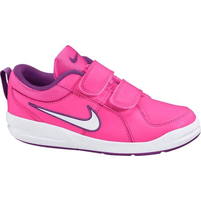 CHAUSSURES MULTISPORT NIKE Baskets Pico 4 - Enfant fille - Rose