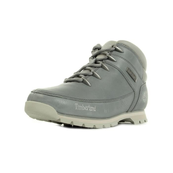 Boots Timberland Euro Sprint Medium Grey Full-Grain