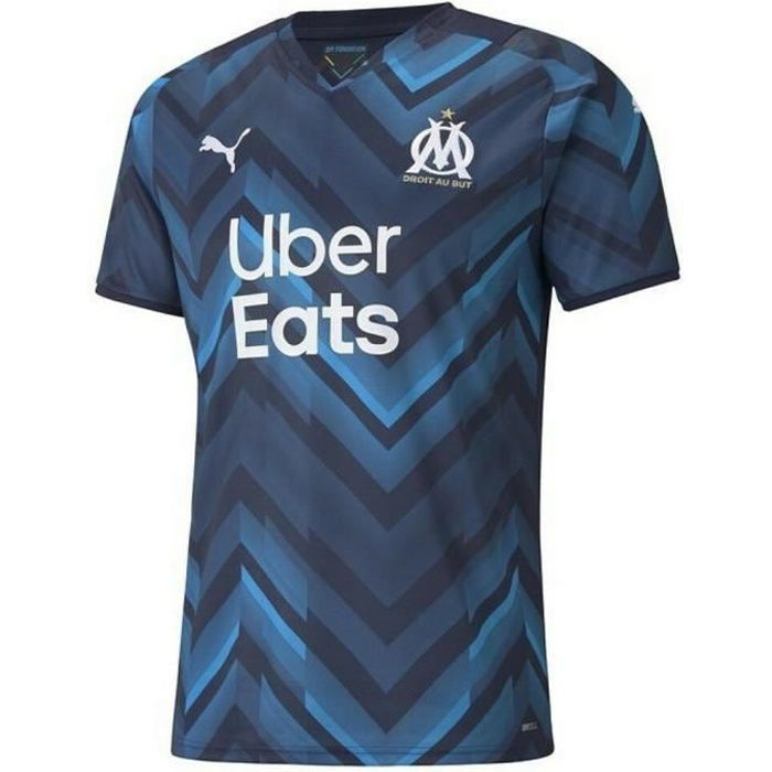 Nouveau Maillot Enfant Puma OM Olympique de Marsei