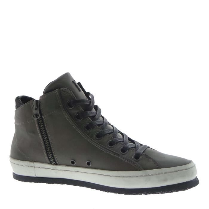 Crime London Sneakers Homme Lead 9h3eqQ7
