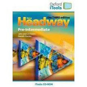 AUTRES LIVRES NEW HEADWAY, THIRD EDITION PRE-INTERMEDIATE: ITOOL