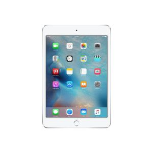 TABLETTE TACTILE TABLET APPLE MK772TY/A IPAD MINI 4 CELL 128GB SILV
