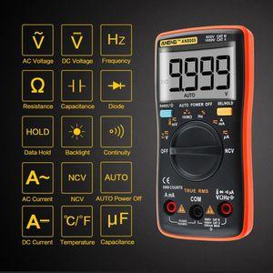 MULTIMÈTRE Multimètre numérique de gamme automatique Ohmmètre