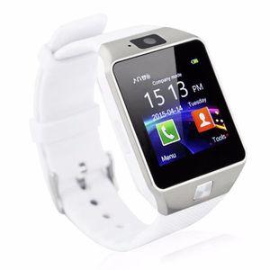 MONTRE CONNECTÉE Hot vente intelligente Montre Bluetooth DZ09 intel