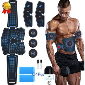 CEINTURE ÉLECTROSTIM Stimulateur musculaire électrique EMS Exerciseur A