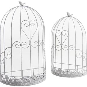 decoration murale cage oiseaux achat vente decoration murale cage oiseaux pas cher cdiscount. Black Bedroom Furniture Sets. Home Design Ideas