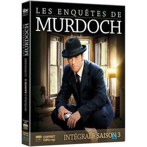 BLU-RAY SÉRIE Les Enquêtes de Murdoch - Saison 3 [Blu-ray]