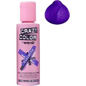 COLORATION Crazy Color coloration cheveux non-permanente VIOL
