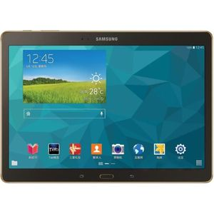 TABLETTE TACTILE Tablette Tactile Samsung Galaxy Tab S 10.5 pouces