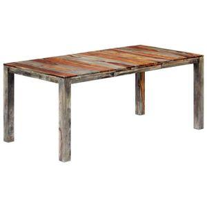 TABLE À MANGER SEULE Table à manger 6 à 8 personnes - Style campagne ch