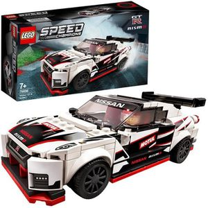 ASSEMBLAGE CONSTRUCTION LEGO® Speed Champions 76896 - Nissan GT-R NISMO