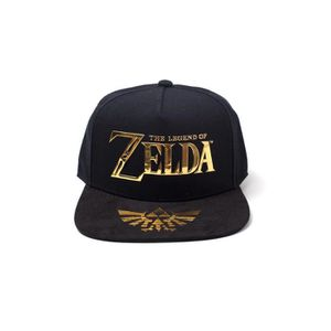 CASQUETTE ZELDA - Casquette Snapback - The Legend of Zelda