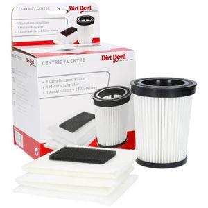 ASPIRATEUR TRAINEAU ensemble de filtres pour d'aspirateur Dirt Devil M
