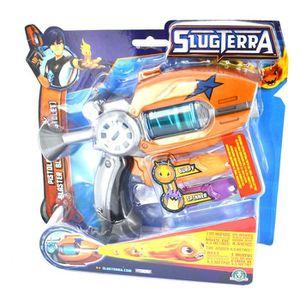 Pistolet Slugterra Basic Blaster Avec 2 Slugs Orange