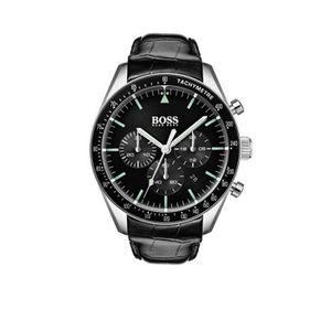 MONTRE Hugo Boss HB1513625 Trophy Leather watch