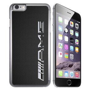 coque iphone 8 amg carbone