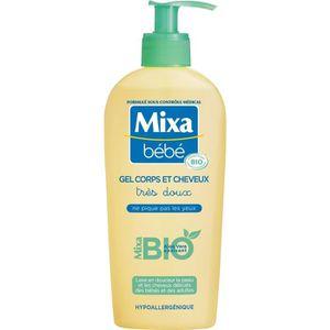 GEL - CRÈME DOUCHE MIXA BÉBÉ - Gel Corps et Cheveux Bio 250 ml