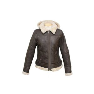 BLOUSON Eastern Counties Leather - Blouson en cuir Jessie