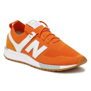 new balance hommes orange