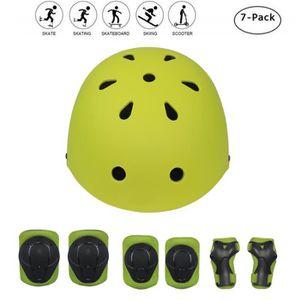 KIT PROTECTION Kid Ensemble de équipement de protection (Genouill