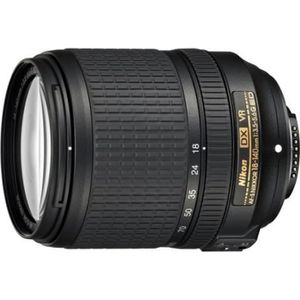 OBJECTIF Nikon AF-S 3,5-5,6/18-140 ED VR