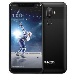 SMARTPHONE Oukitel U18 Smartphone 5.8 puces MTK6750T Octa-cor