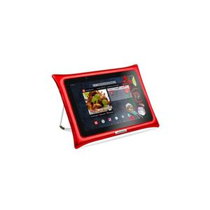 TABLETTE TACTILE QOOQ Ultimate rouge V5 - Tablette tactile Android