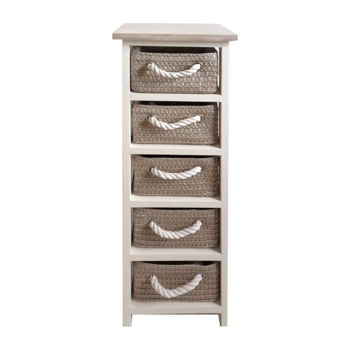 napoli meuble de salle de bain l 29 cm blanc achat vente colonne armoire sdb napoli. Black Bedroom Furniture Sets. Home Design Ideas