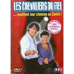 dvd les chevaliers du fiel mouillent leur chemise en dvd. Black Bedroom Furniture Sets. Home Design Ideas