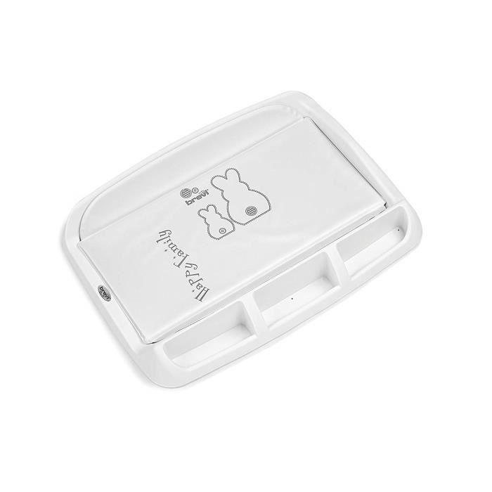 BREVI Tablet Plan à Langer Lapinou Perle