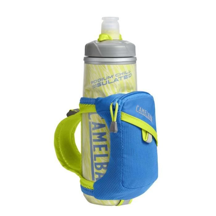 Bidons souples Camelbak Quick Grip Chill - Taille : 0.6 Liters - Couleur marketing : ElectricBlue