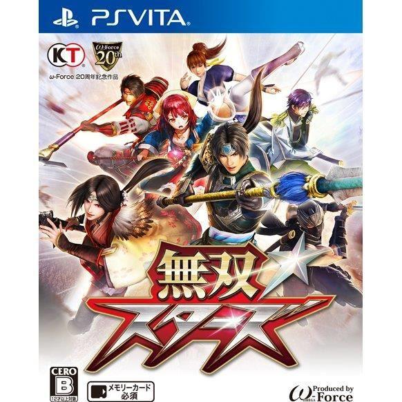 KOEI TECMO GAMES Musou Stars SONY PS VITA Import Japonais