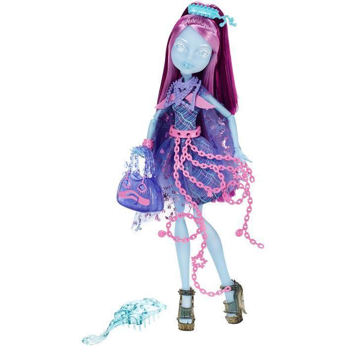 Monster High CDC33 - Poupée Mannequin - Kiyomi - Hante