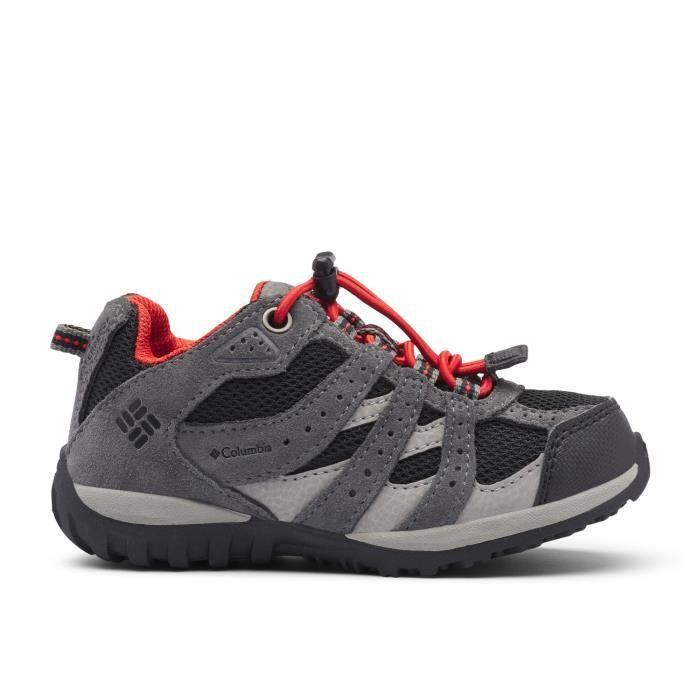 Chaussures de marche kid Columbia Redmond waterproof