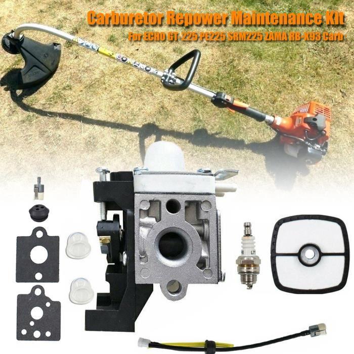 Carburateur pour kit de conduite de carburant pour filtre à air Zama RB-K93