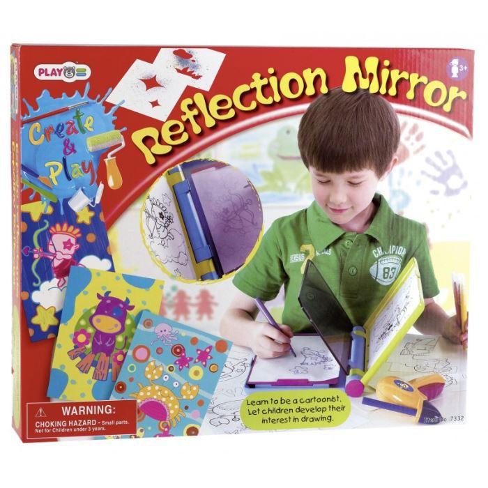 Miroir Dessin - Playgo