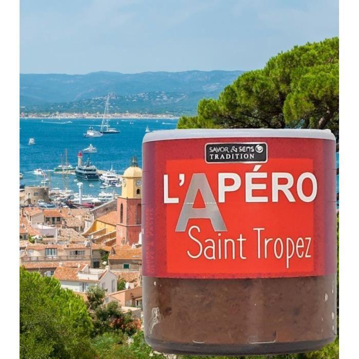L'Apéro a Saint Tropez Savor et Sens