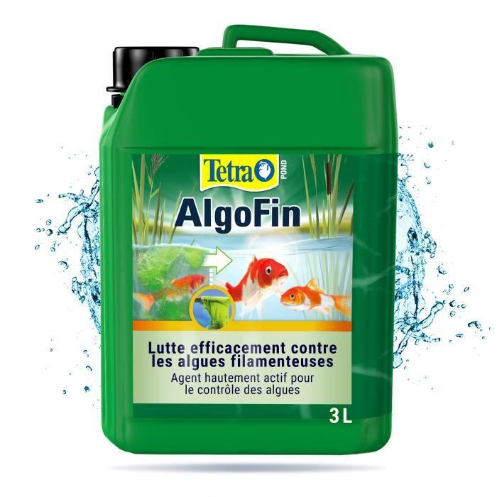 TETRA Anti algue pour bassin de jardin - Tetra Pond Algofin - 3 L