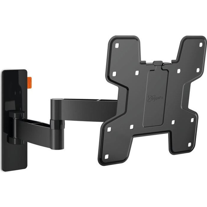Vogel's WALL 3145 - support TV orientable 180° et inclinable +/- 10° - 19-43- - 15kg max.