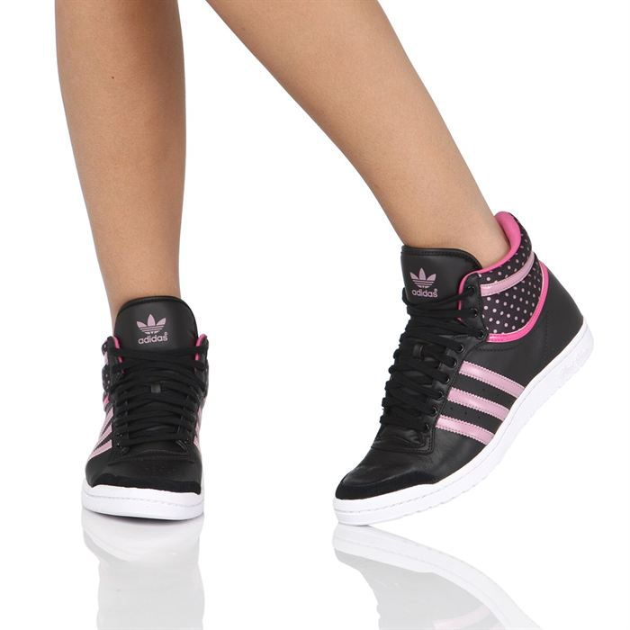 adidas femme top ten hi sleek